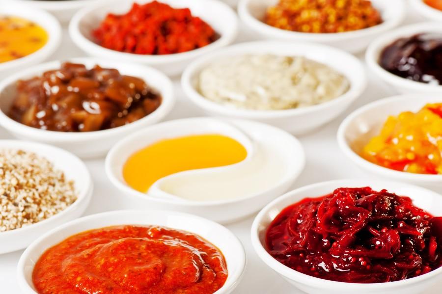 Des sauces légères et savoureuses